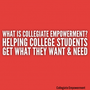Episode 141: What Is Collegiate Empowerment?