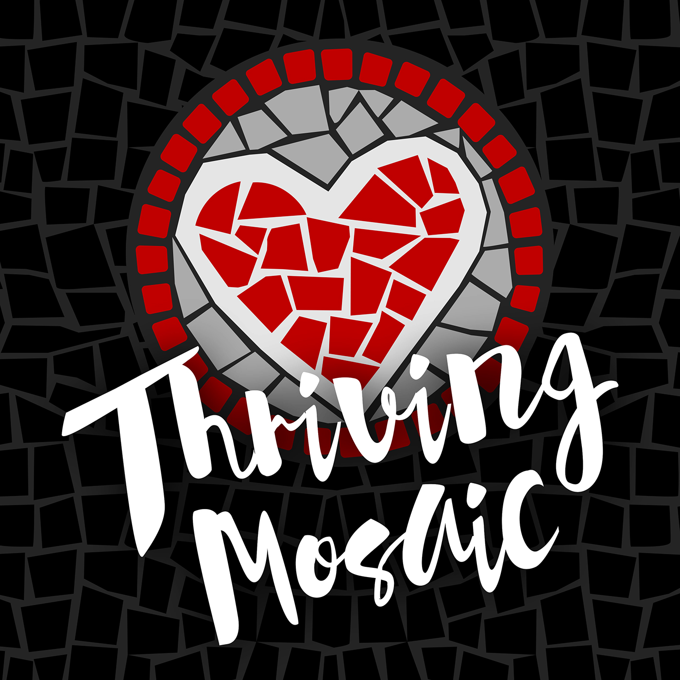 Thriving Mosaic With Stephanie Ravenscraft - Discover & Embrace Your Unique Identity show art