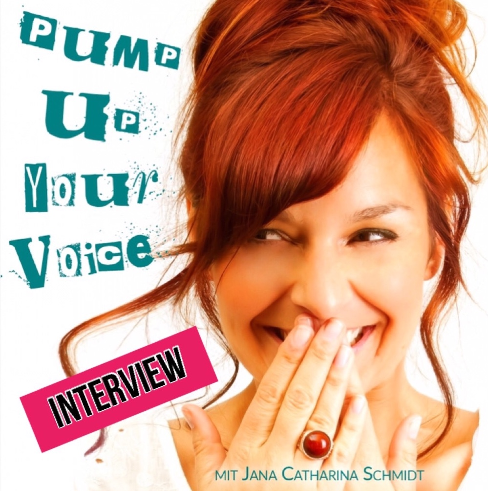 38 - Hüftprobleme & die Stimme schwächelt? Wie hängen Körper & Stimme zusammen? Heilpraktikerin (PT) Heidrun Leisering klärt auf!