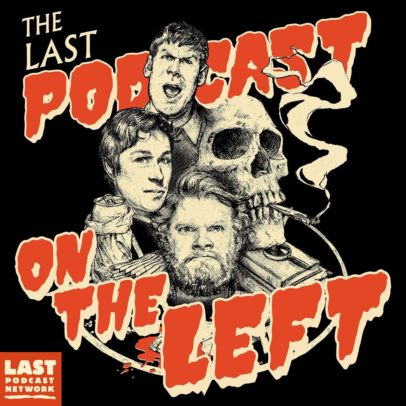 popular podcast - the last podcast on the left