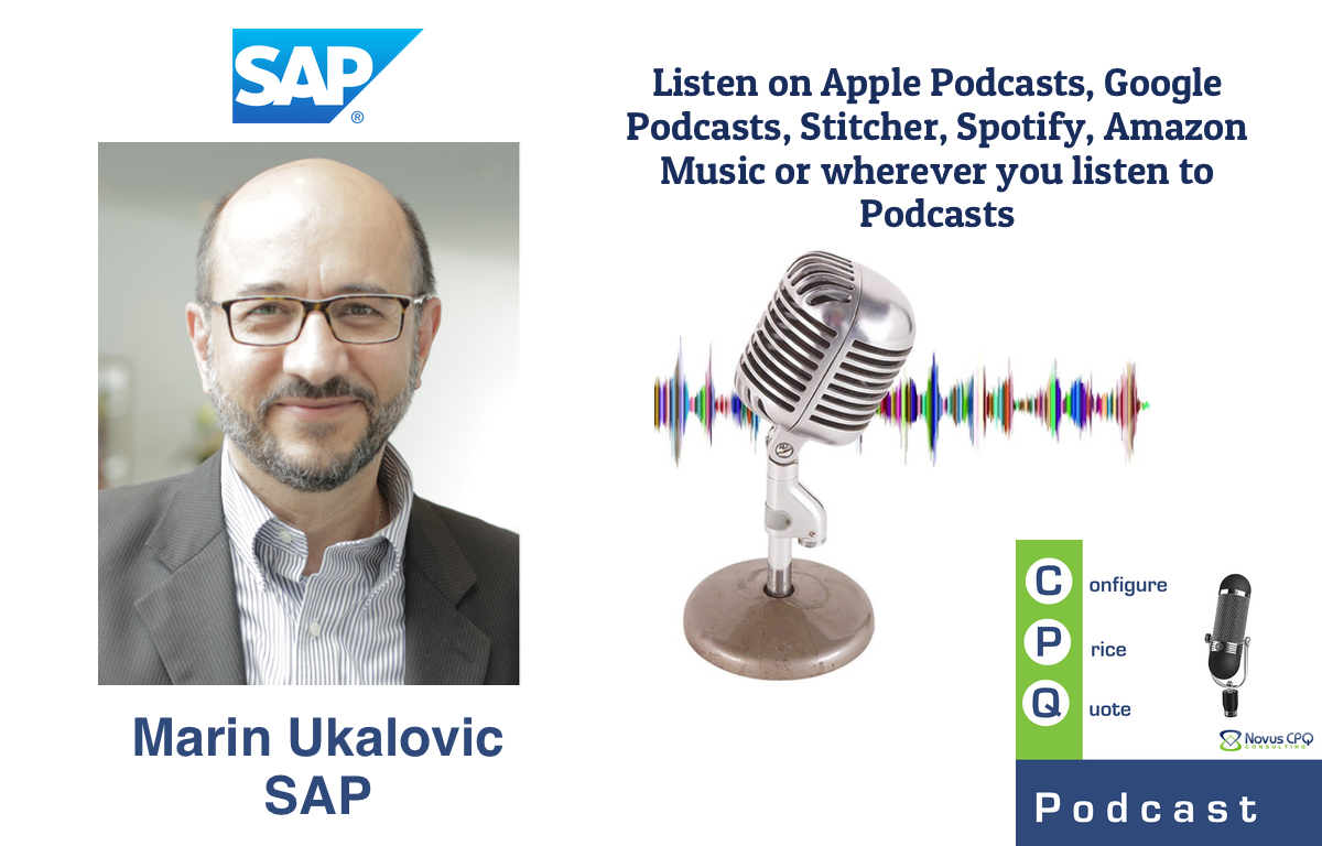 Interview with Marin Ukalovic, VP + Chief Product Owner Digital Configuration Lifecycle at SAP