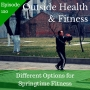 Artwork for Different Options for Springtime Fitness