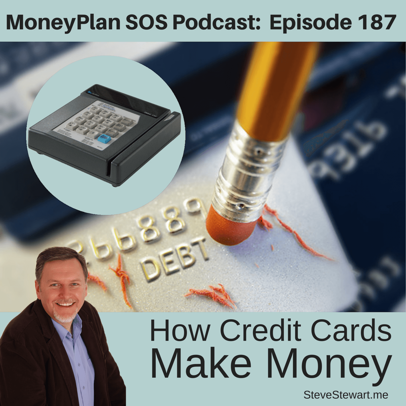How Credit Cards Make Money - ON YOU!