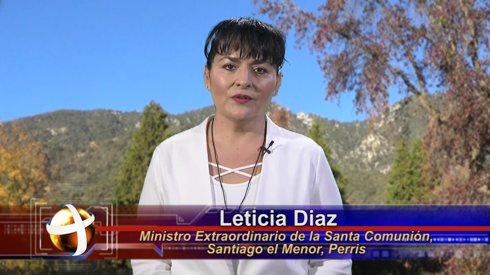 Artwork for Dios te Habla con Leticia Diaz