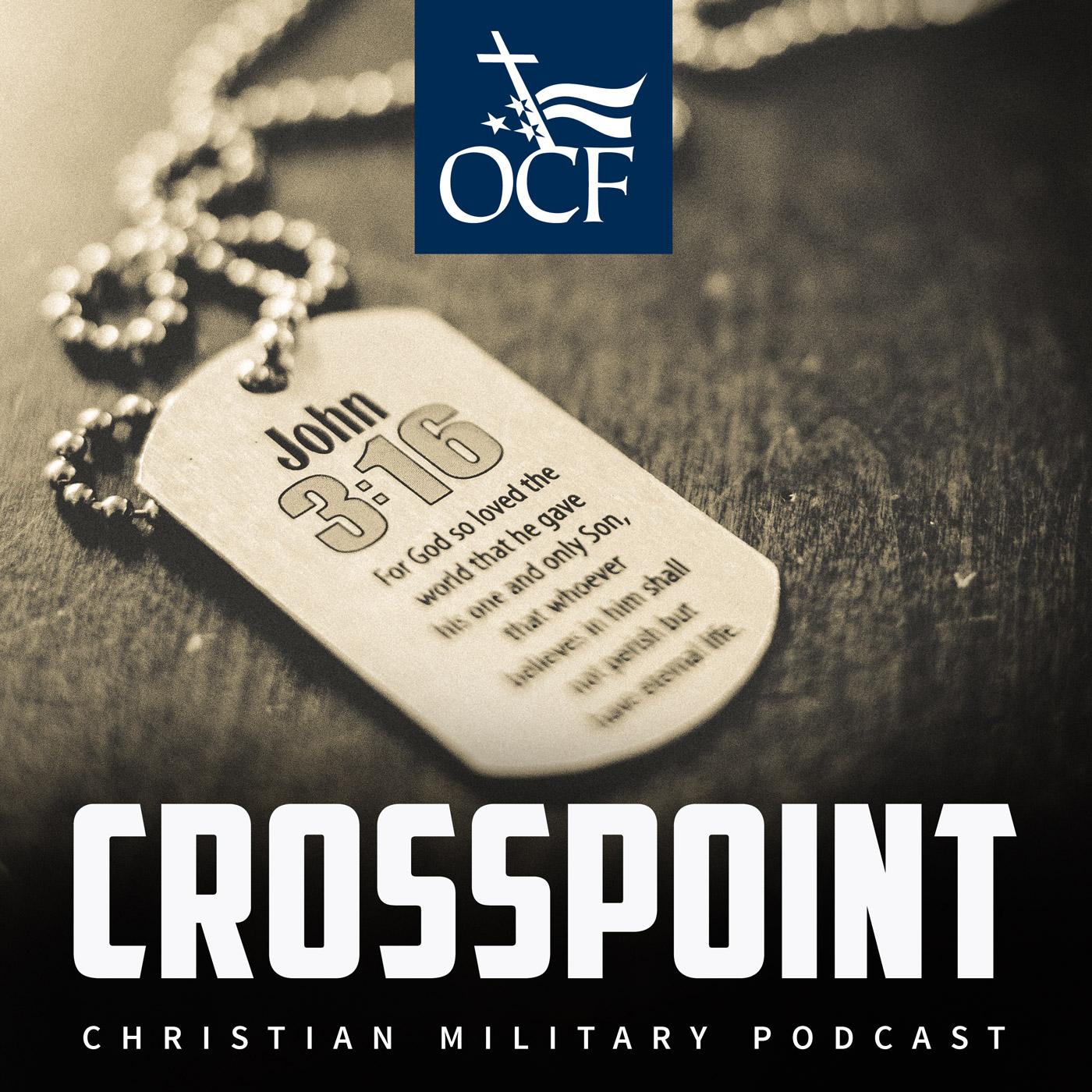 OCF Crosspoint Podcast show art
