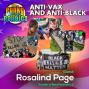 Artwork for Anti-Vax and Anti-Black