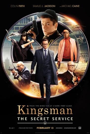 Episode 8: Kingsman-The Secret Service