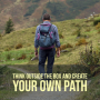 Artwork for Think Outside The Box And Create Your Own Path