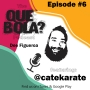 Artwork for Fresh or Phresh Presents Que Bola Ep. 6 Painter/photographer CATE KARATE