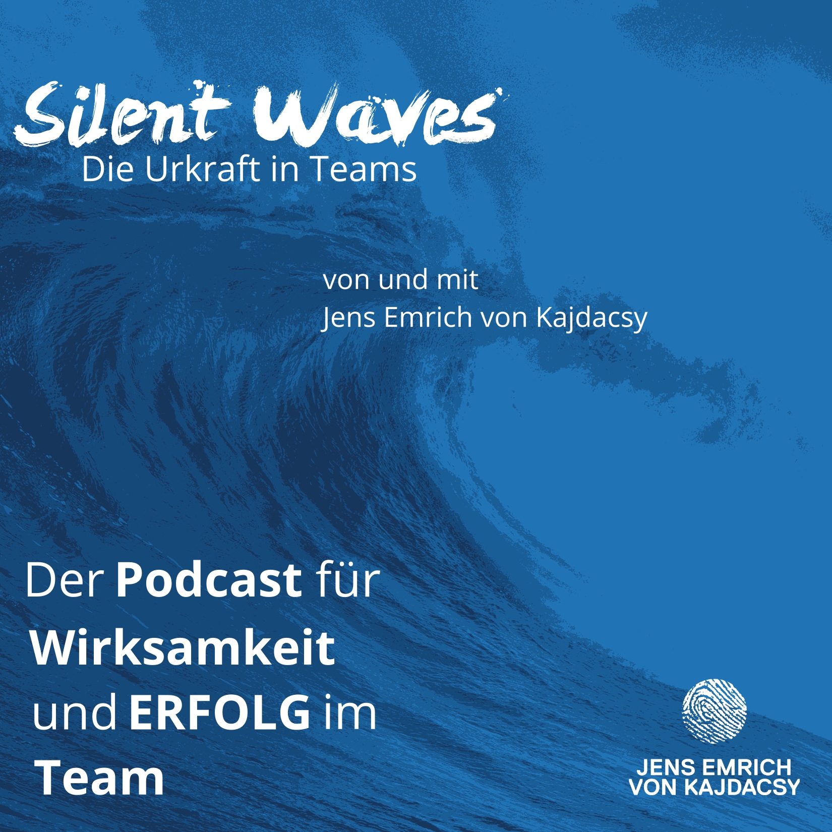 Silent Waves   Die Urkraft in Teams show art