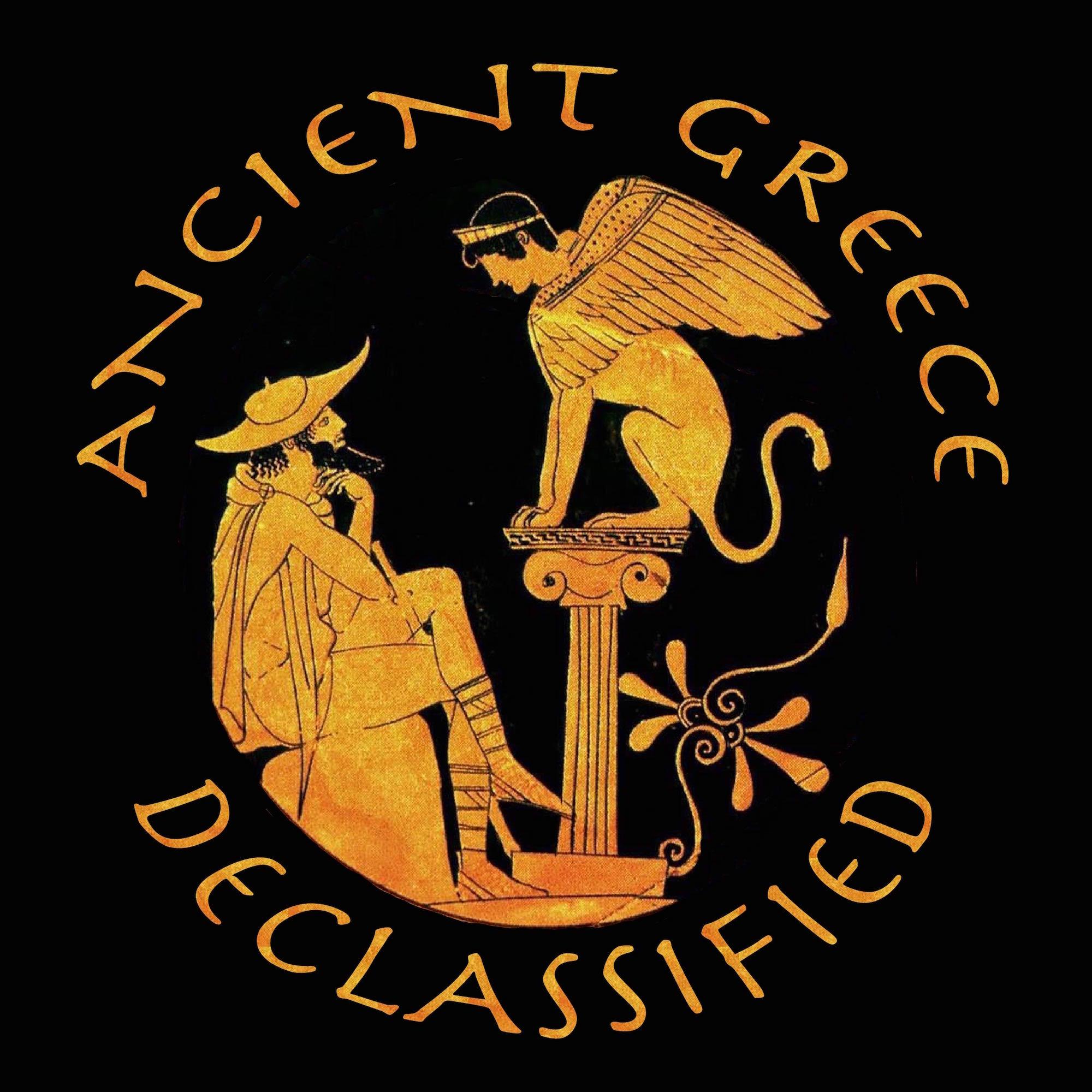 Ancient Greece Declassified show art