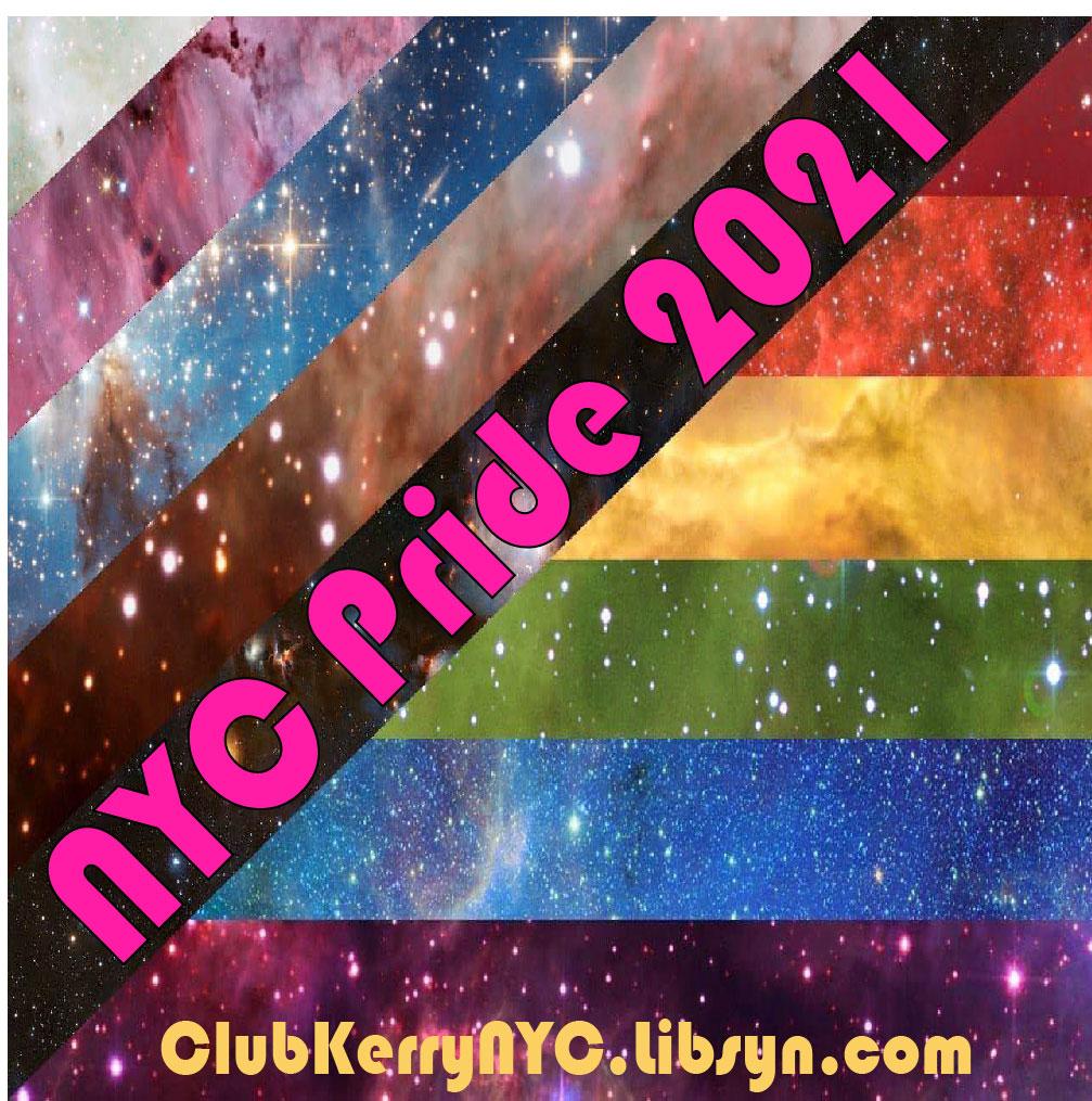 NYC Pride 2021 (Vocal House, Progressive House, Deep House) - DJ Kerry John Poynter show art