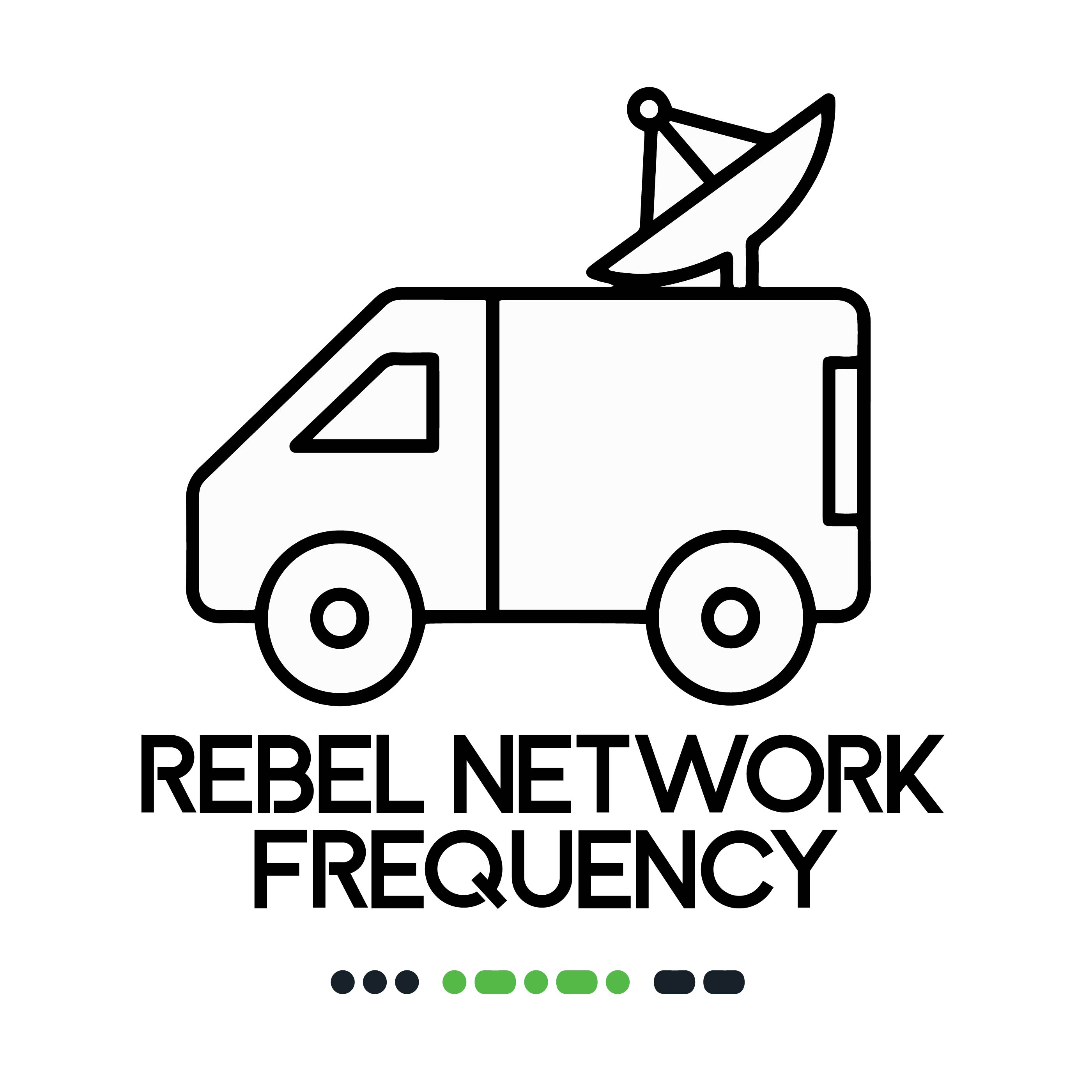 Rebel Network Frequency show art
