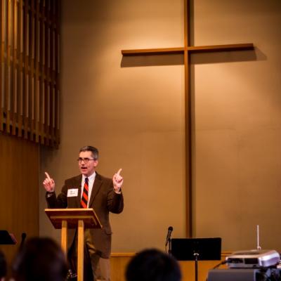 University Baptist Church sermon podcast show image