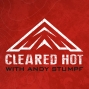 Artwork for Cleared Hot Episode 65- Evan Hafer and John Dudley