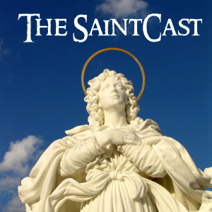 SaintCast Episode #38, John Allen on canonization, cooking with saints, doctor at Calvary, JPII & sainthood, 312.235.2278