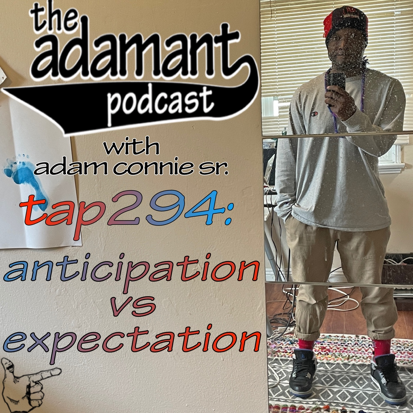 Artwork for tap294: anticipation vs. expectations