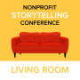 Artwork for How the Nonprofit Storytelling Conference was started.