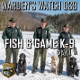 Artwork for 039 Fish and Game K-9 Units Part II