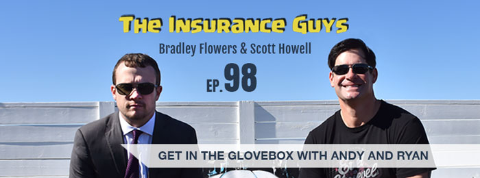 GLoveBox App on the Insurance Guys Podcast