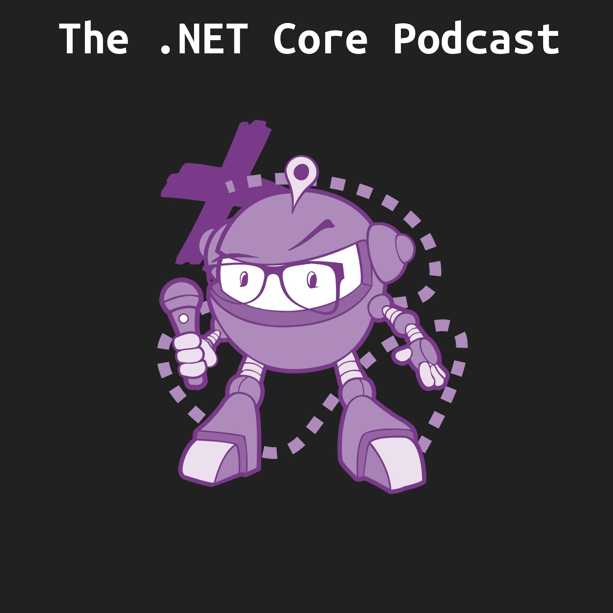 The .NET Core Podcast show art