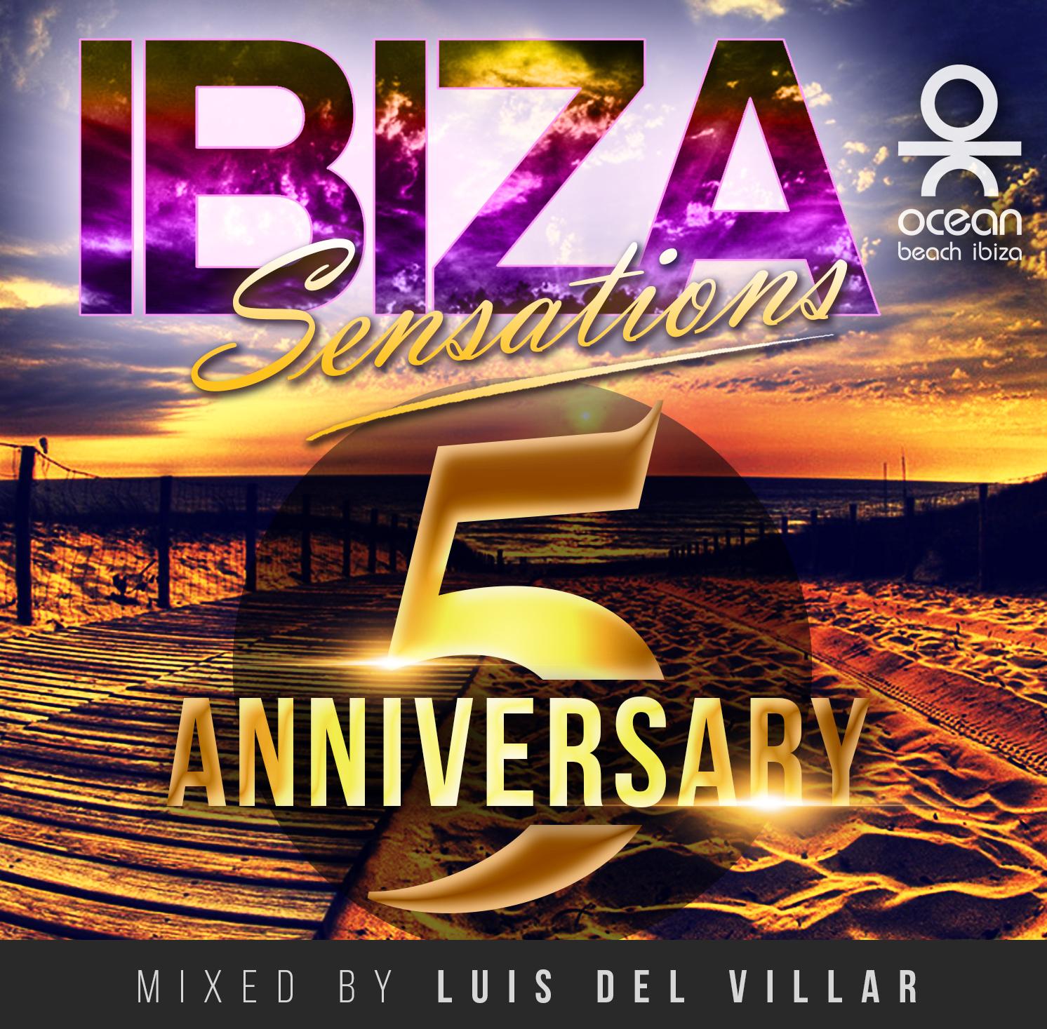 Artwork for Ibiza Sensations 117 5th Anniversary
