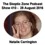 Artwork for The Skeptic Zone #410 - 28.August.2016
