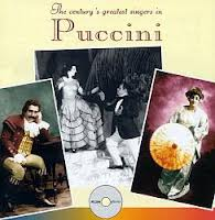 Golden Age Artists Sing Puccini