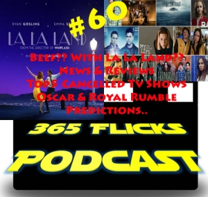 #60 Kev Has Beef With La La Land?? Top5 Cancelled Tv Shows!! News & Reviews...