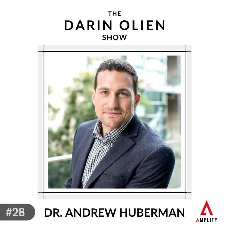 #28 Dr. Andrew Huberman on The Soothing Science Behind Breathwork