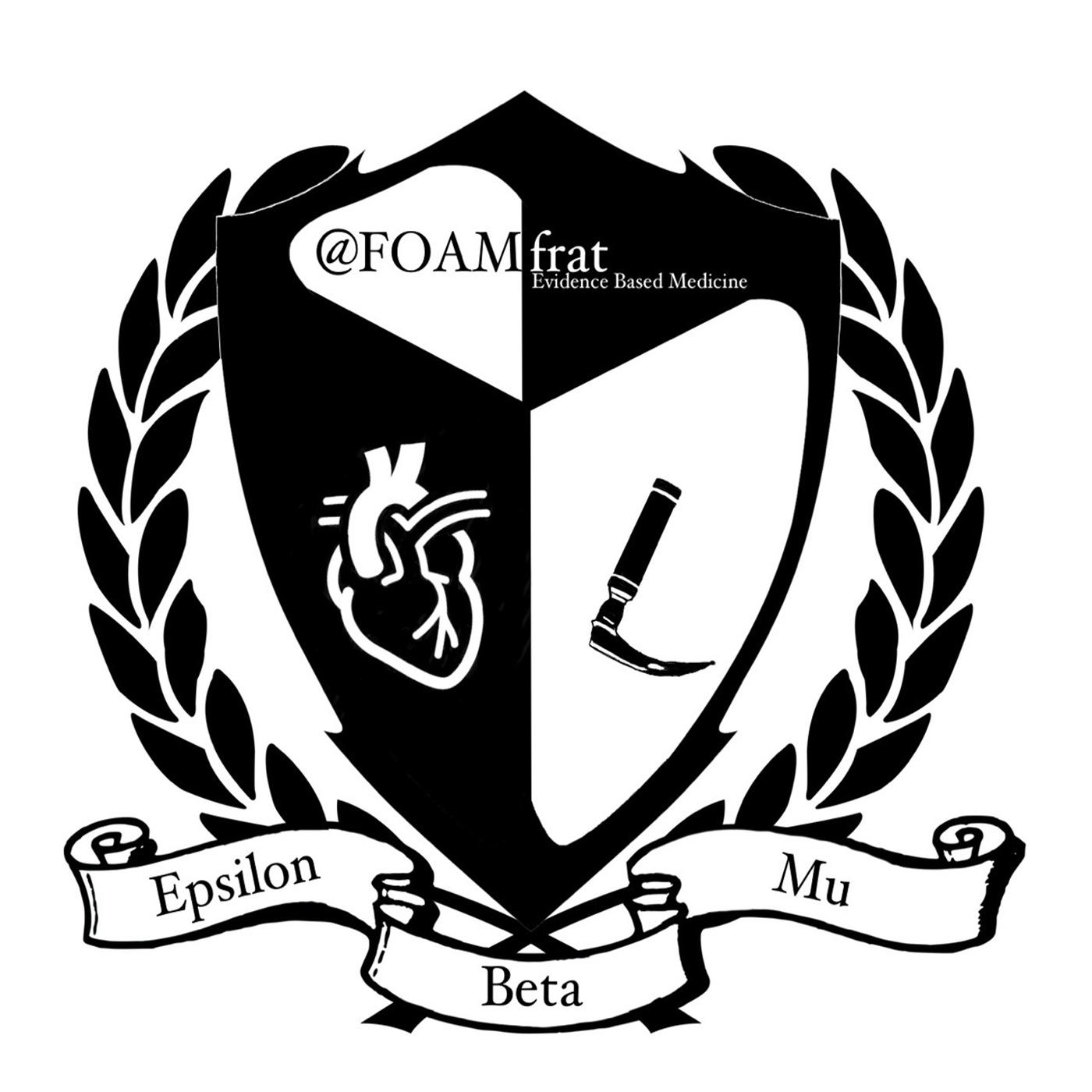 Artwork for Podcast 89 - Approaching Bradycardia (who gets atropine?)