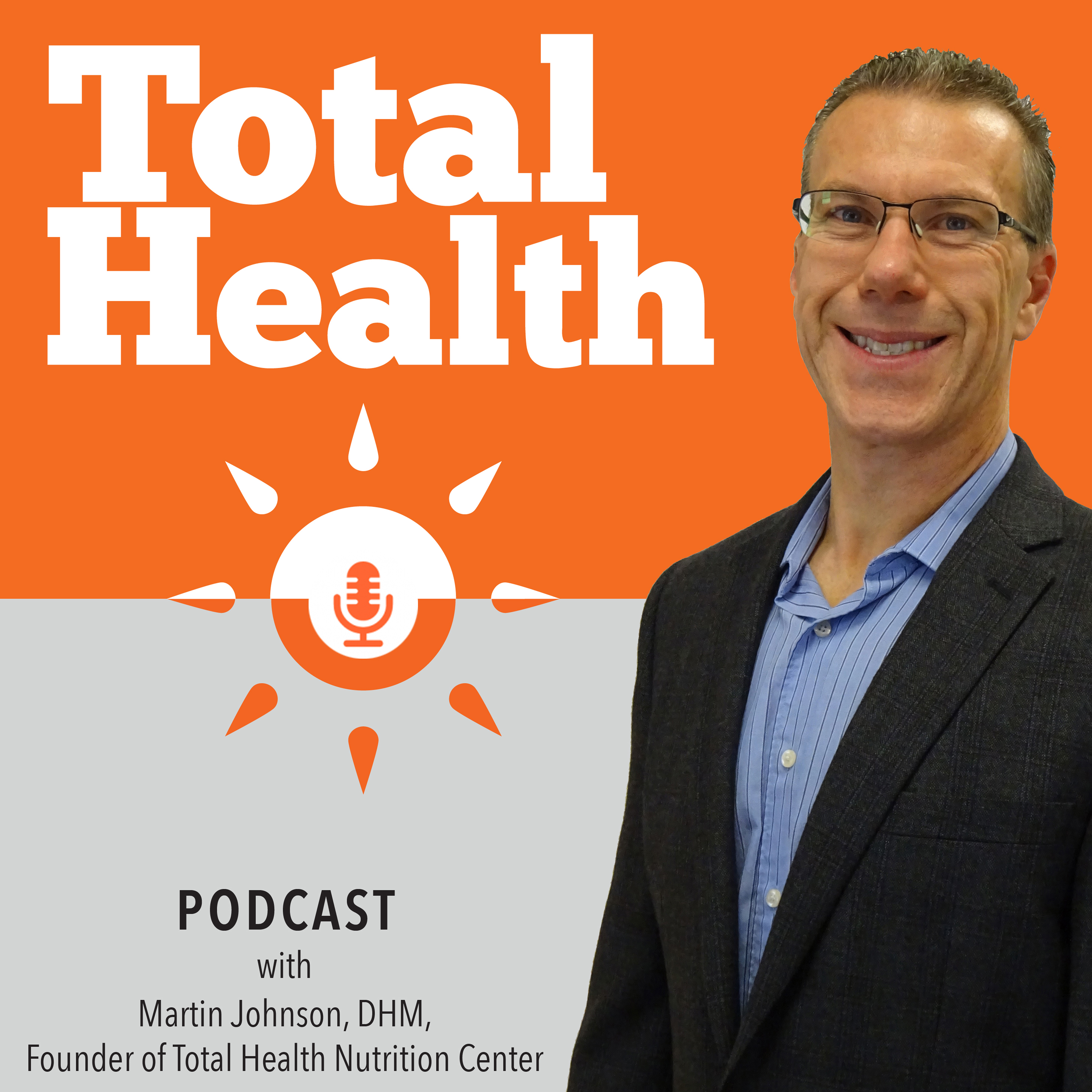 Total Health Podcast show art
