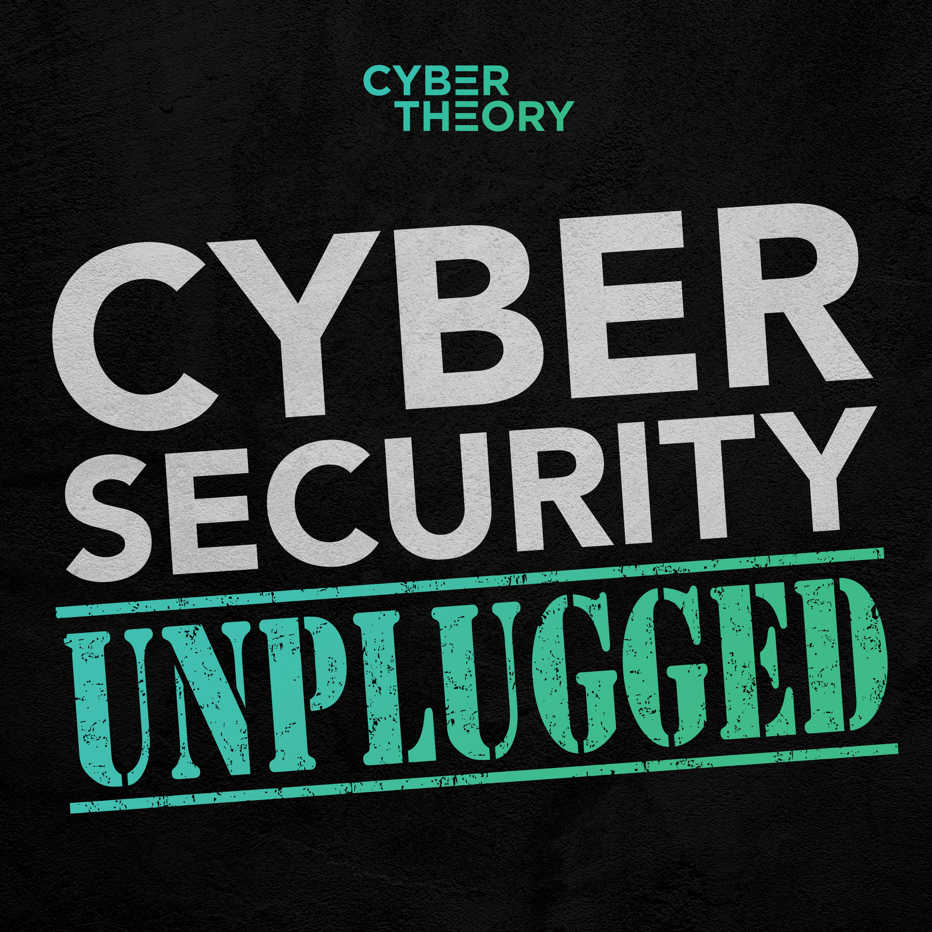 Cybersecurity Unplugged show art
