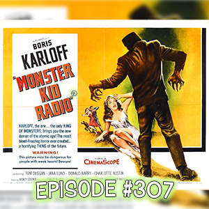 Monster Kid Radio #307 - Frankenstein 1970 with Dwight Kemper
