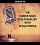 Artwork for #36 - The Career Road Less Travelled with Attila Pentek