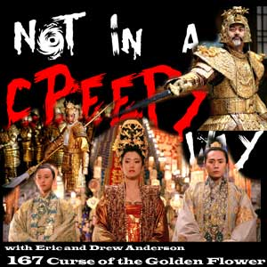 NIACW 167 Curse of the Golden Flower