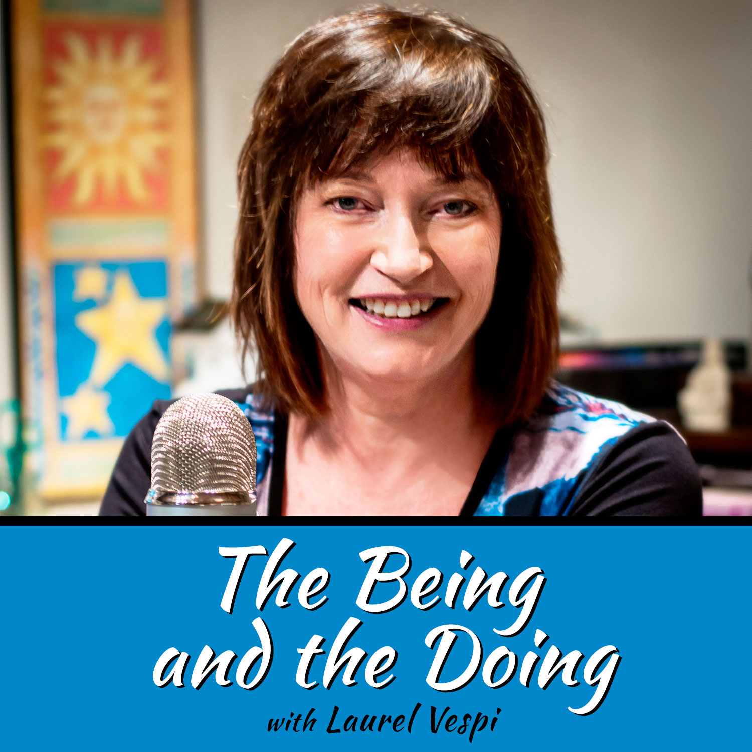 The Being and the Doing show art