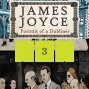Artwork for Episode 281: Reviews of James Joyce: Portrait of a Dubliner and NOW #3, as Well as a Look at the 2018 Eisner Award Nominations