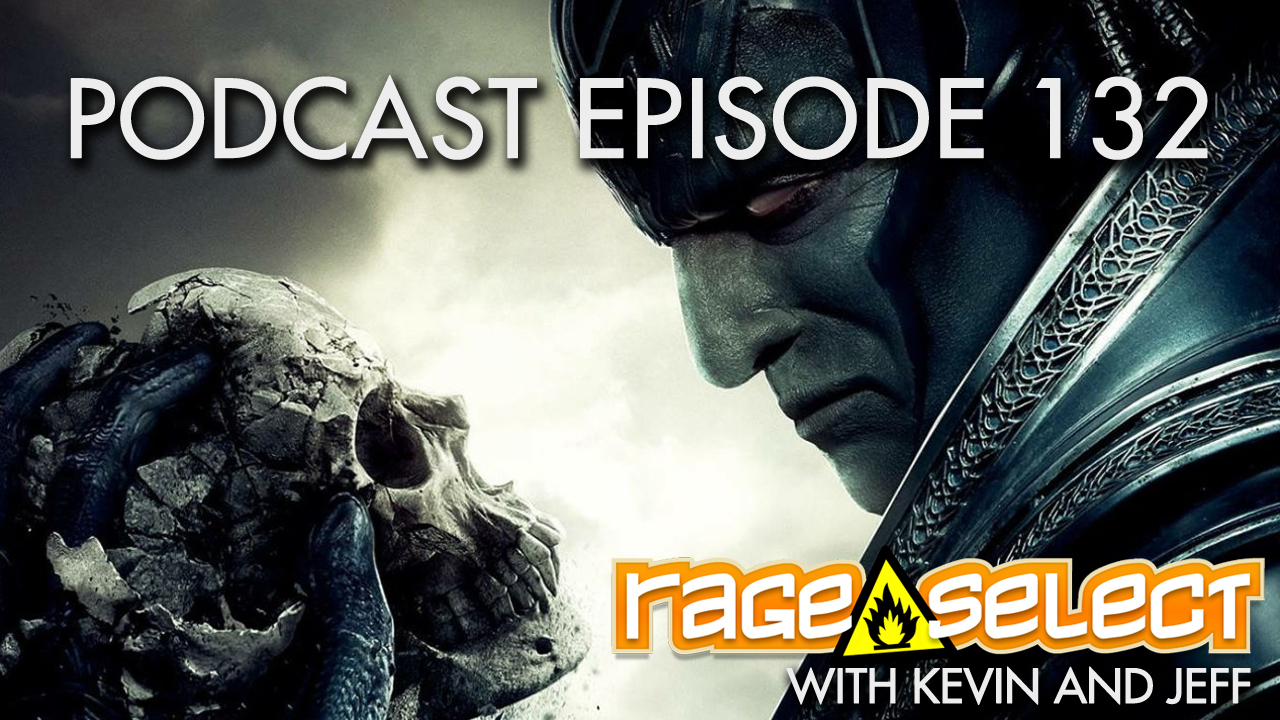 Rage Select Podcast Episode 132 - Kevin and Jeff answer your questions!