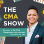 Artwork for EP 35: 10 Steps to Become a CMA in 2020