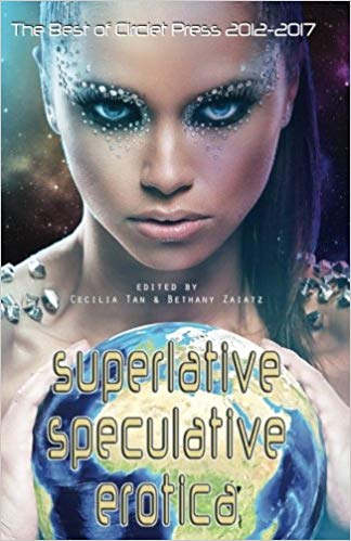 Superlative Speculative Erotica Cover