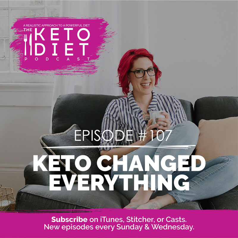 #107 Keto Changed Everything with Shelby Strassburger