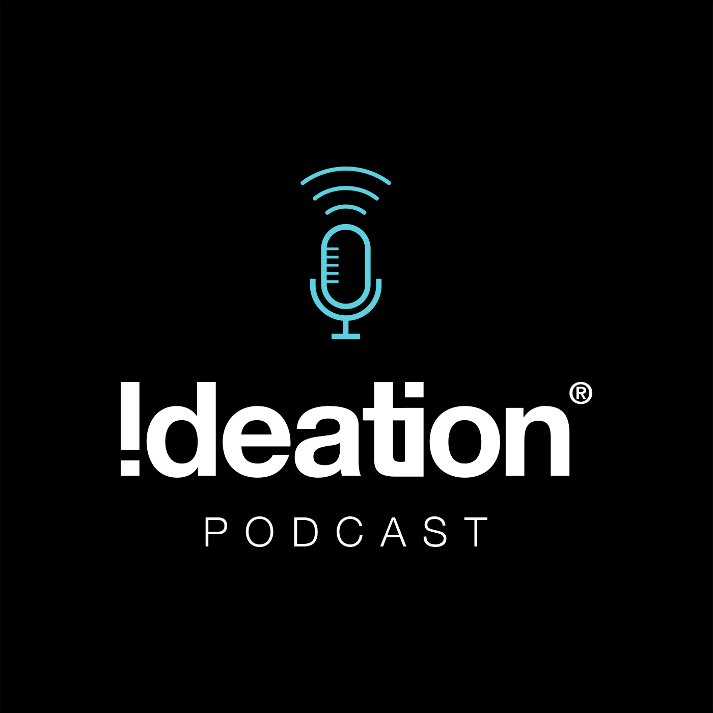 Ideation Podcast show art
