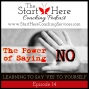Artwork for The Power of Saying No