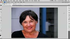Photoshop CS4 Retouching for a Mature Audience