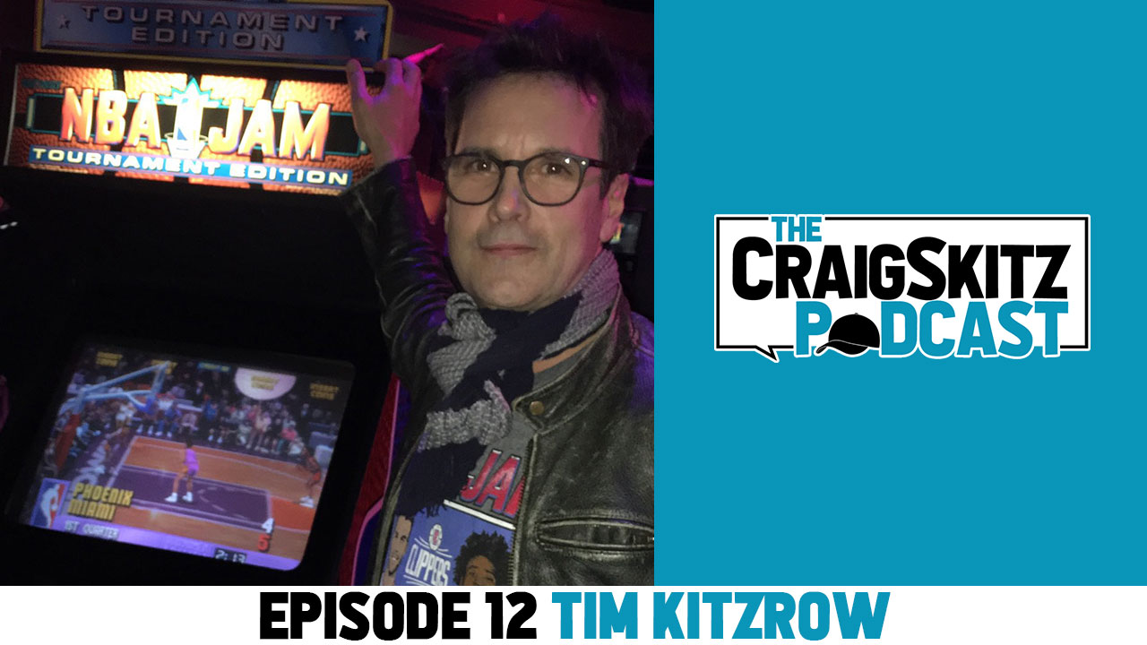 Episode 12 - Tim Kitzrow