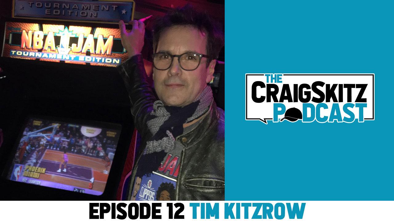 Episode 12 - Tim Kitzrow
