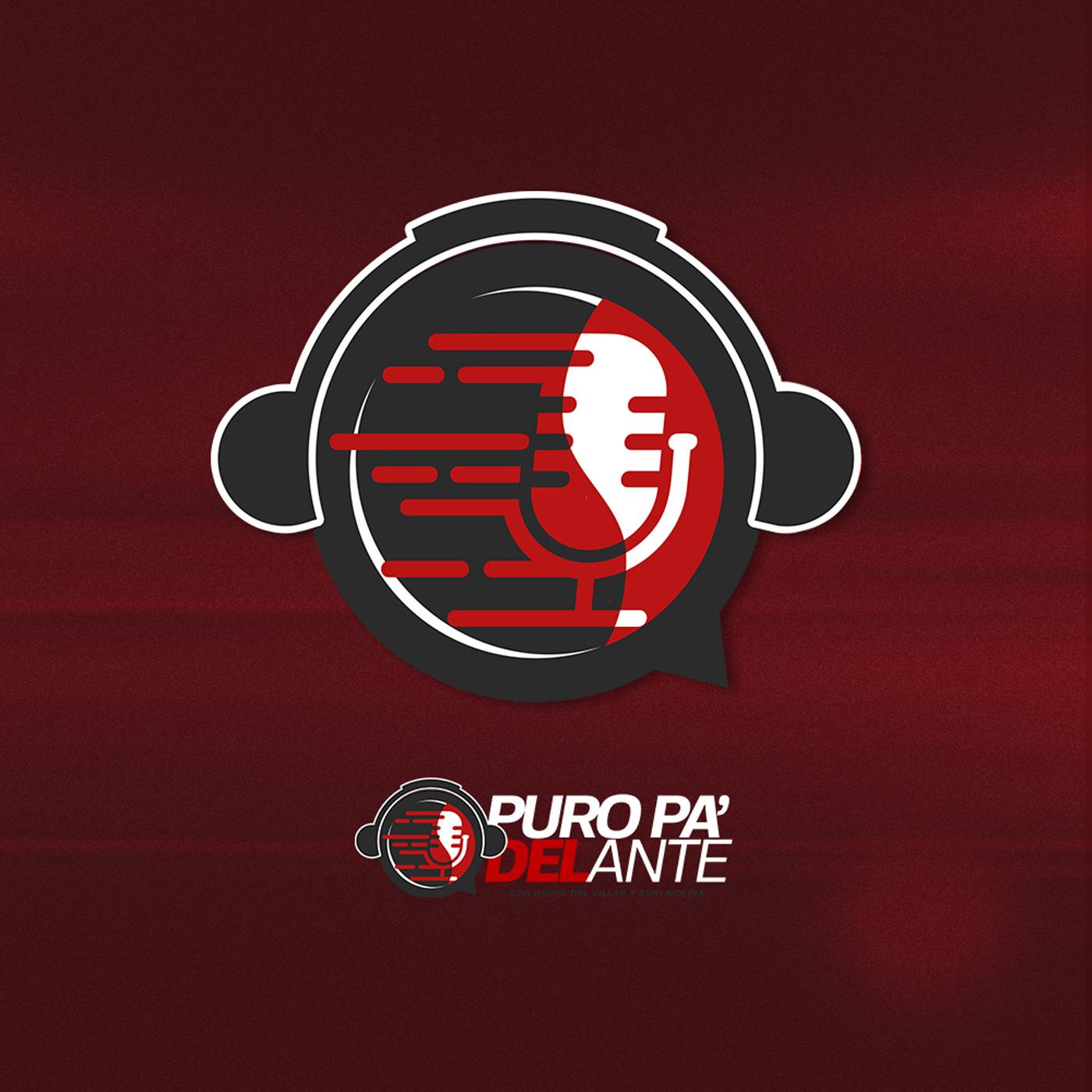Puro Pa'DELante Podcast show art