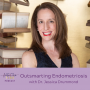 Artwork for Outsmarting Endometriosis with Dr. Jessica Drummond, DCN, CNS, PT, NBC-HWC