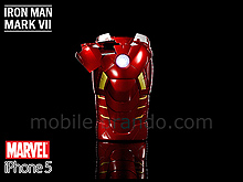 iPhone 5 Marvel Iron Man case